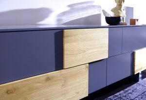 Mobilier bois - Commode contemporaine