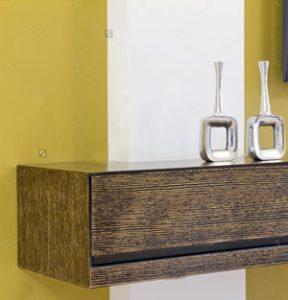 Slider mobilier sur mesure et adapté