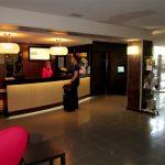 Hôtel Mercure - Comptoir de réception