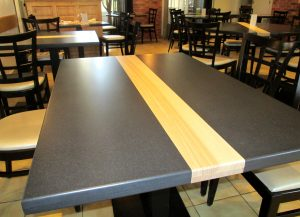 Table de restaurant style contemporain
