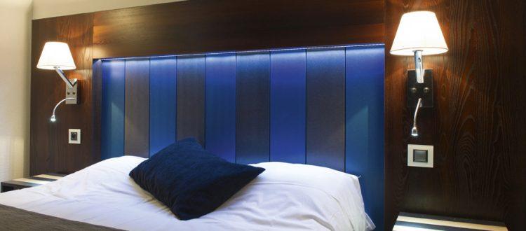 Tête de lit - Hôtel