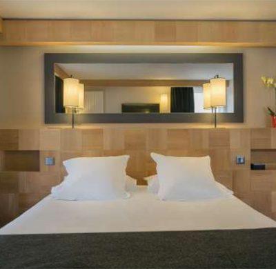 Tete de lit - Hôtel à Chambery - Savoie