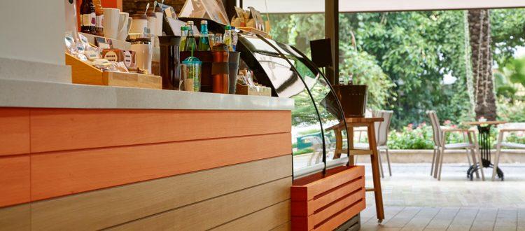 Mobilier bois - Buffet comptoir, bar, réception